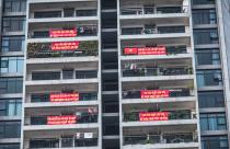Chung cư chậm được nghiệm thu PCCC, hơn 500 hộ dân chưa được hỗ trợ giá điện