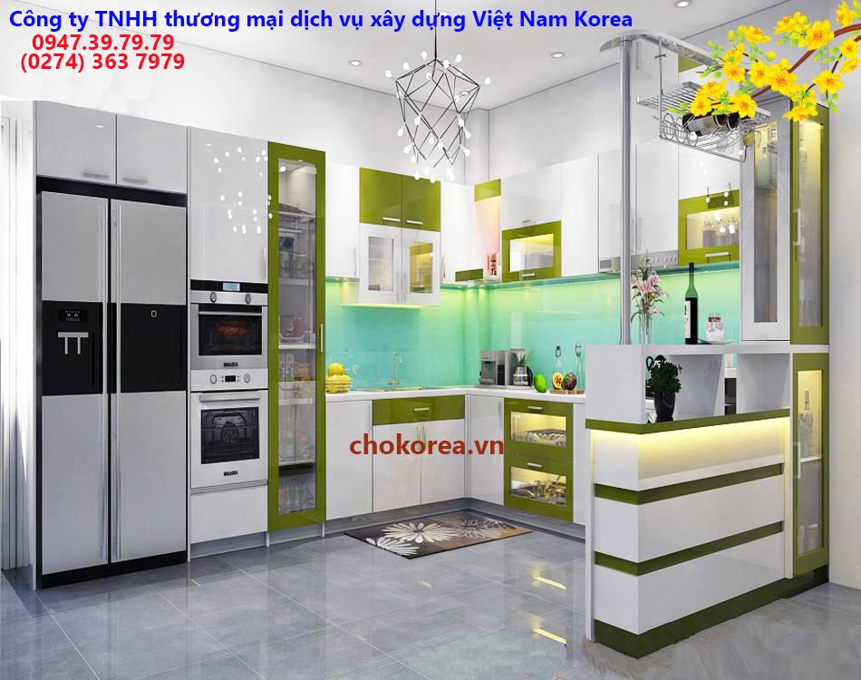 Công ty TNHH thương mại dịch vụ xây dựng Việt Nam Korea