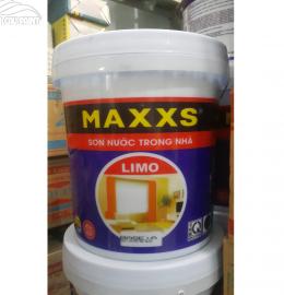 sơn nội thất maxxs limo
