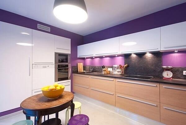 Xu hướng sử dụng màu sơn đẹp cho không gian bếp