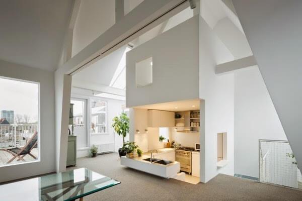 Sửa chữa nhà mang lại ánh sáng tự nhiên cho ngôi nhà bạn