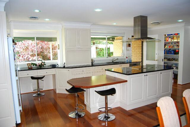Sửa căn bếp cũ chung cư trở thành căn bếp mới hoàn hảo